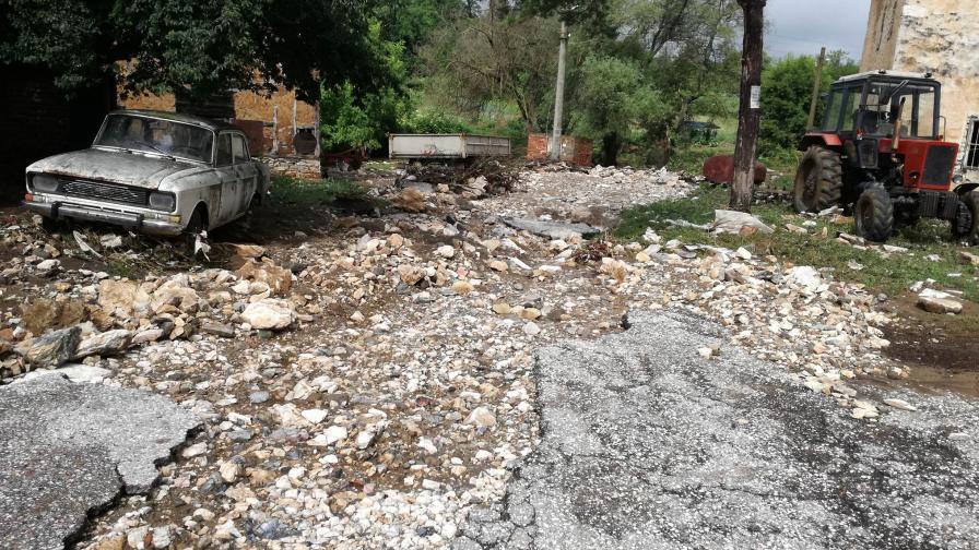 Обявиха частично бедствено положение в Ивайловградско