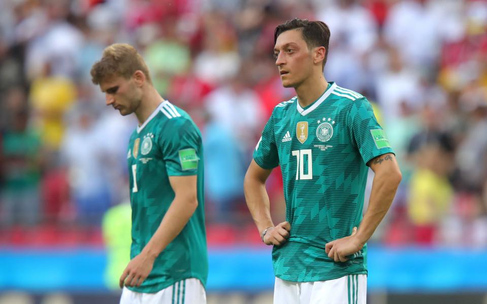 Случи се! Безобразен отбор на Германия е аут от Световното!