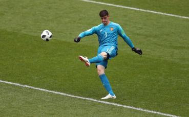 Куртоа смути Челси: Ще играя в този тим, в който е и Азар