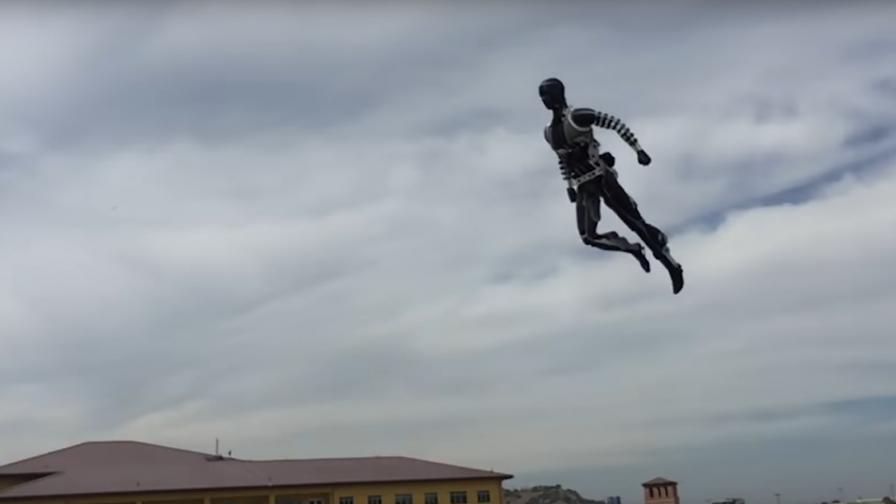 Disney разработва роботи-супергерои