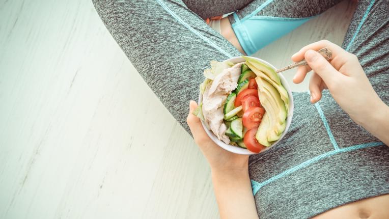 Как да задържим килограмите след диета