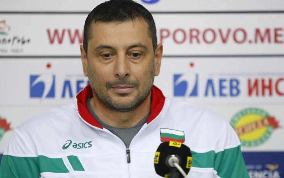 Николай Желязков: В момента не виждам визия в националния, просто се играе на парче