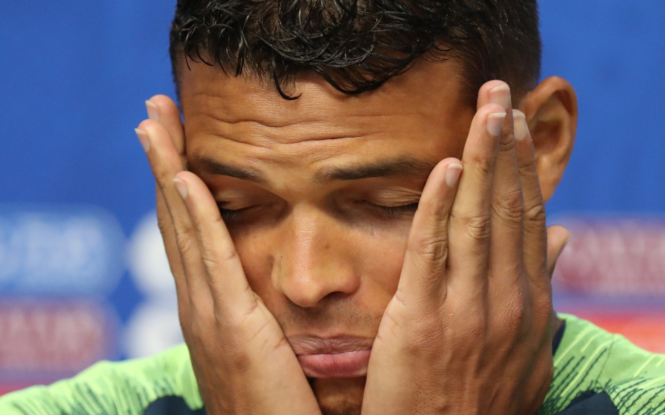 Тиаго Силва и Единсон Кавани ще напуснат френския шампион Пари