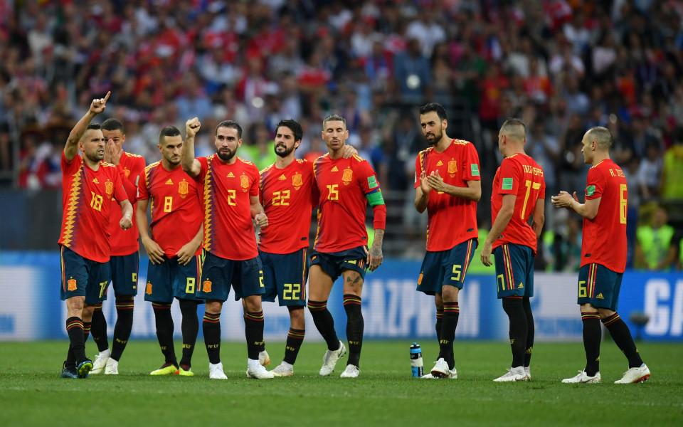 Испания ще подчини световния вицешампион