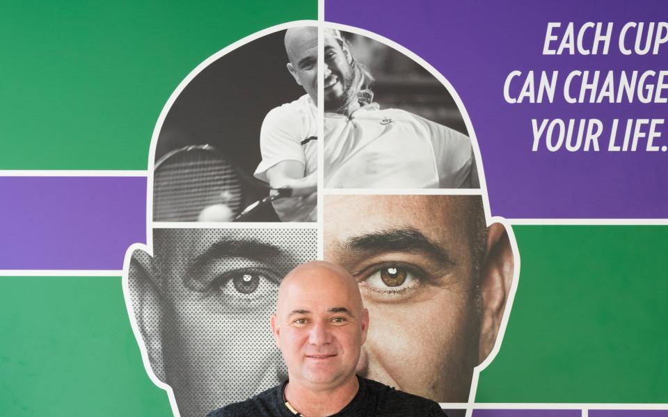 Андре Агаси: Григор Димитров притежава огромен талант