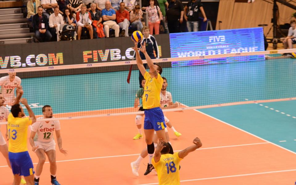Бразилия и САЩ на полуфинал в волейболната Лигата на нациите