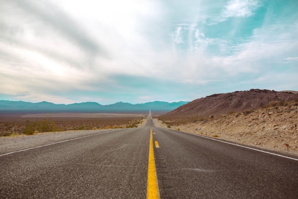 път магистрала
