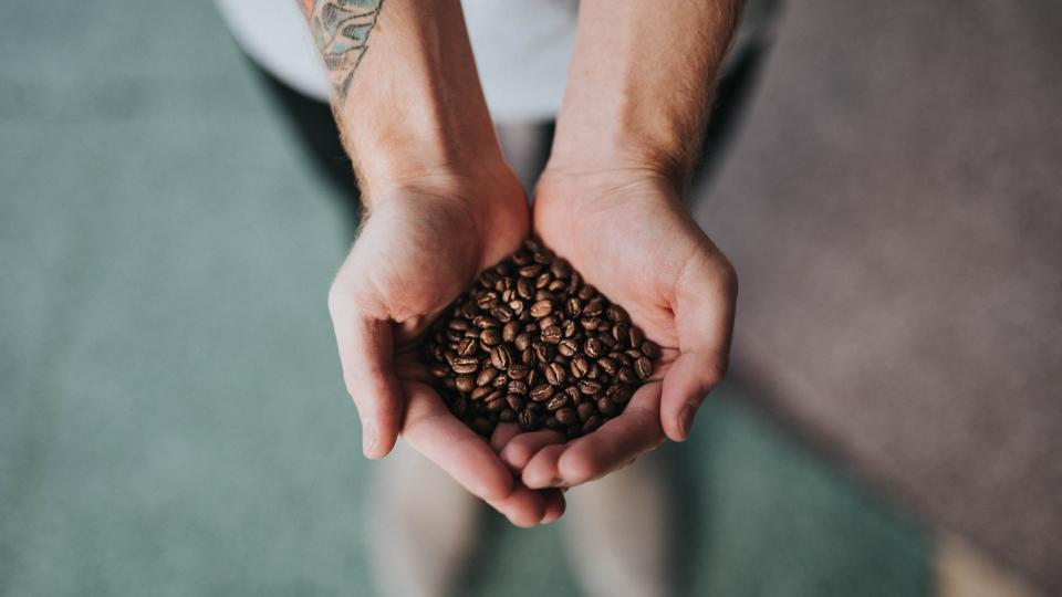 силно кафе