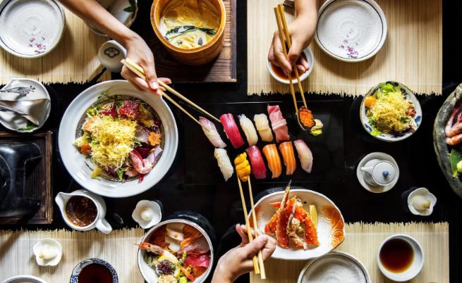 Къде може да хапнете най-вкусното суши в София