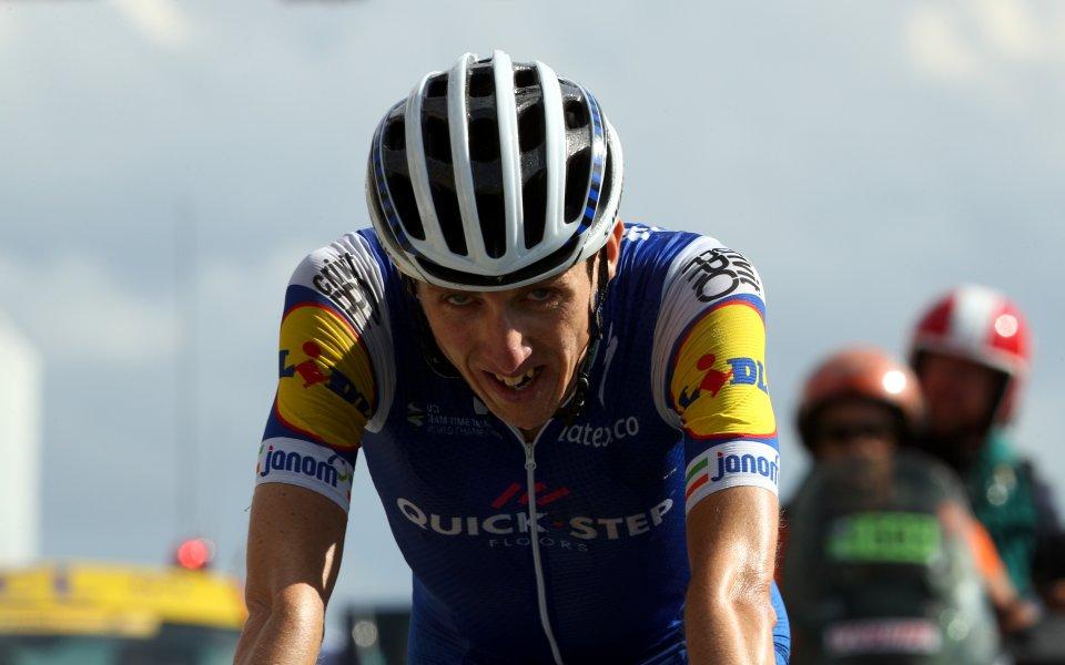 Даниел Мартин триумфира в 6-ия етап на Тур дьо Франс
