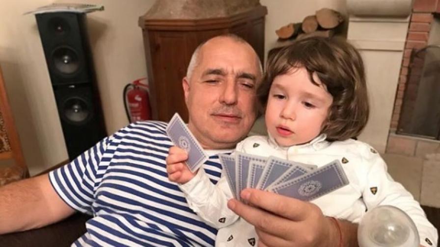Бойко Борисов стана дядо за втори път