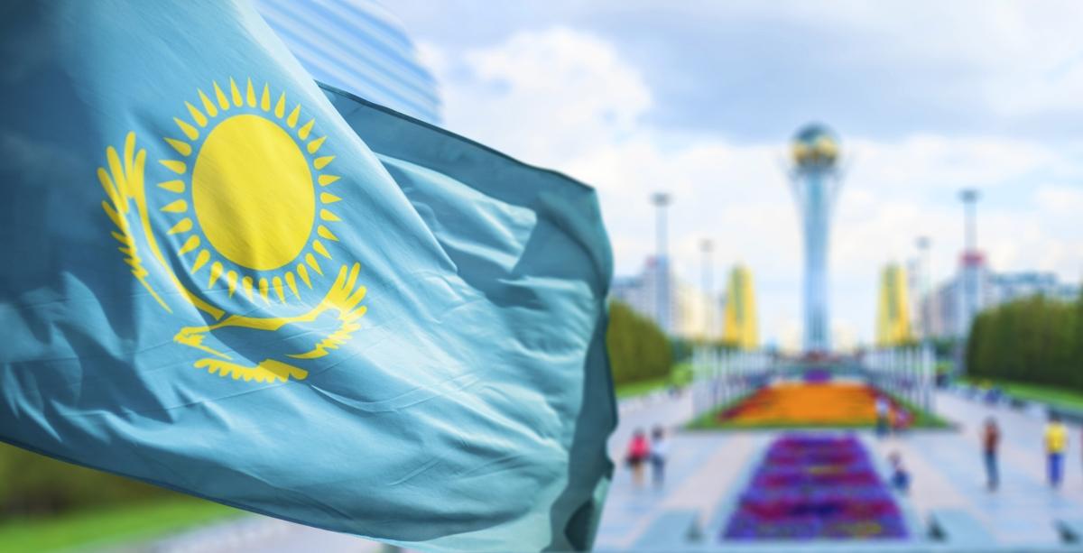 """Казахстан означава - """"Земя на пътешествениците"""". Коренът идва от """"qaz"""" - пътуване и """"stan"""" - земя."""