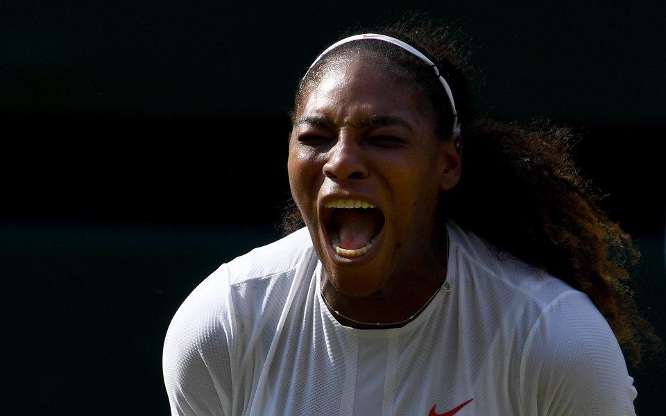 Серина №17 на US Open