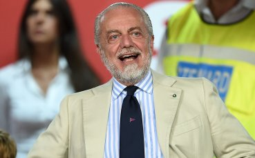 Босът на Наполи призна: Наистина ни предложиха Роналдо
