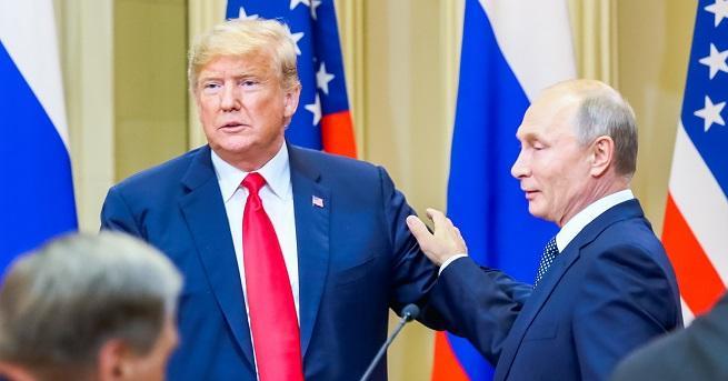 Срещата на Тръмп и Путин предизвика истинско цунами от негодувание