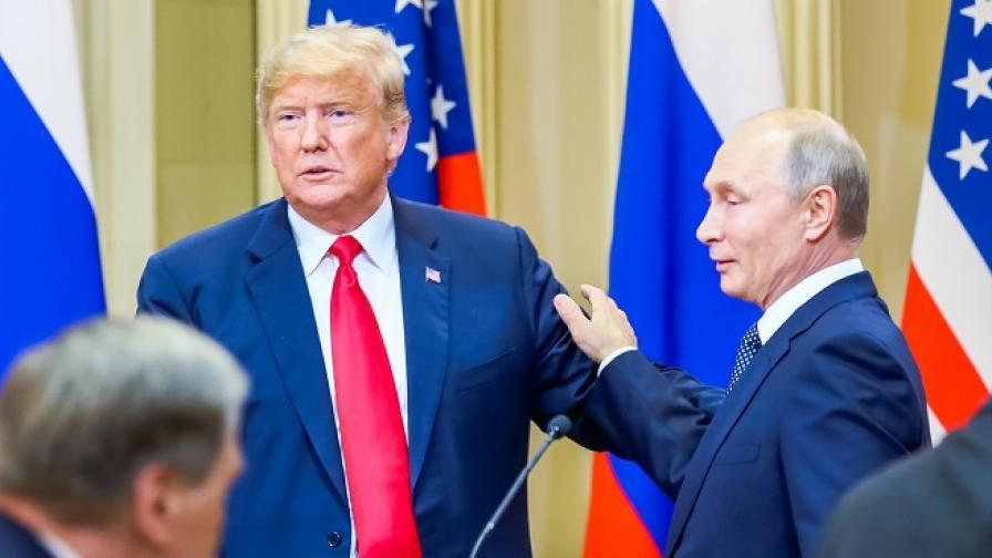 Голямата грешка на Тръмп при срещата му с Путин