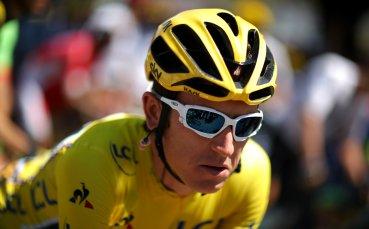 Герант Томас триумфира в 11-ия етап на Тура и  облече