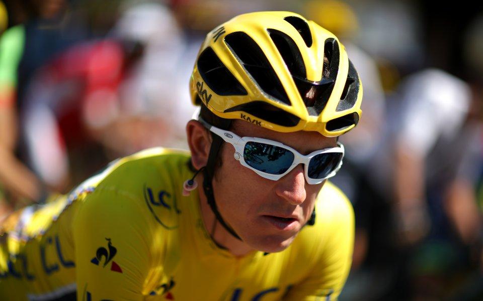 Томас се приближи до победата в Тур дьо Франс