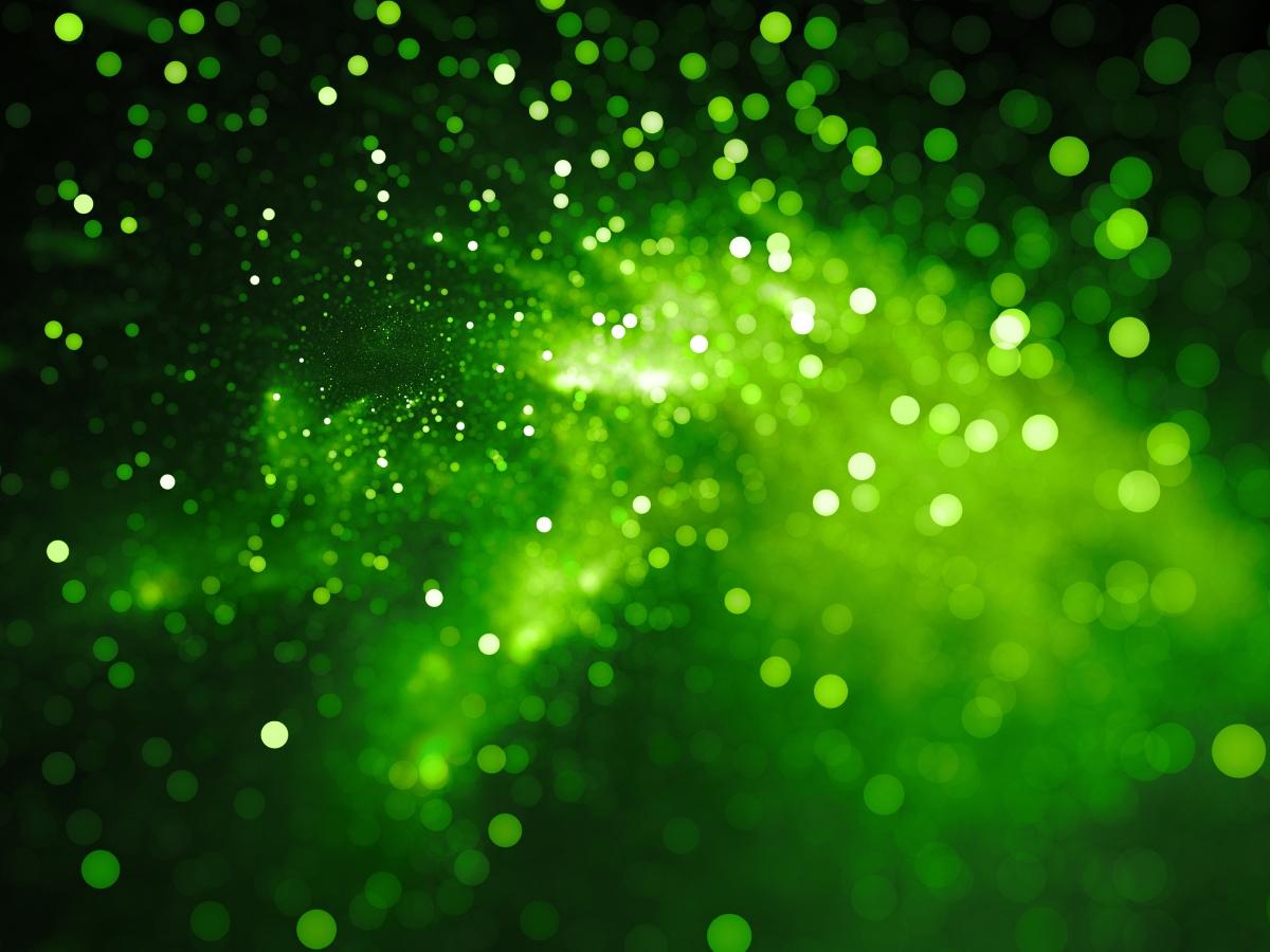 Зелено: означава, че сте в мир със себе си и се чувствате спокойни.