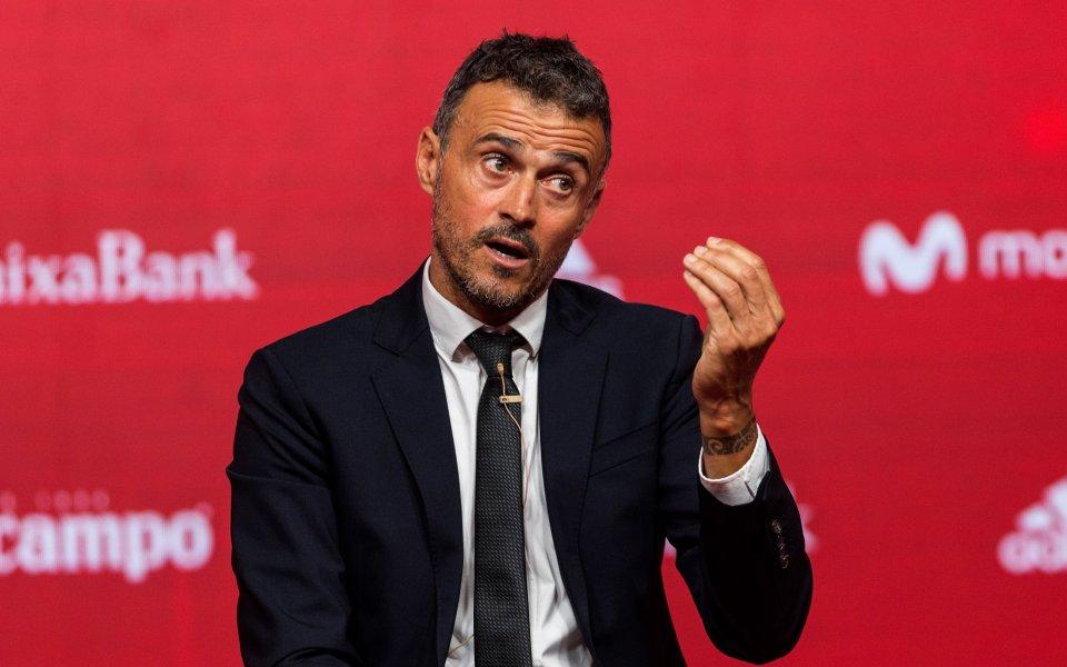 Новият испански селекционер ще гледа Барселона – Севиля