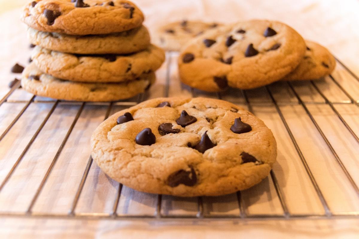 Номер 4: бисквитите.