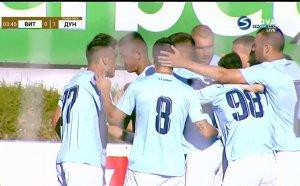 Следи с Gong.bg: Дунав вкара първия гол за сезона!