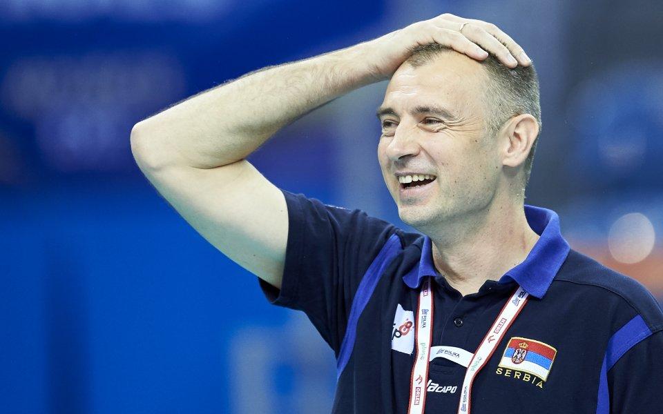 Легендата Никола Гърбич: България има големи волейболисти, но трябва и отбор