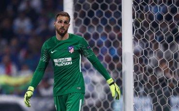 Marca: Ян Облак иска да напусне Атлетико през януари