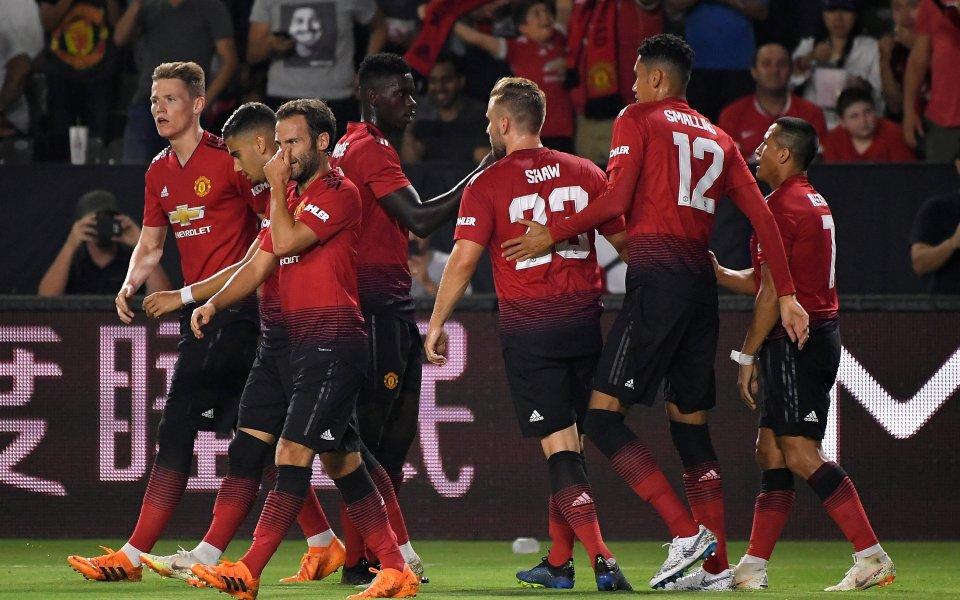 26 дузпи определиха победителя между Милан и Манчестър Юнайтед