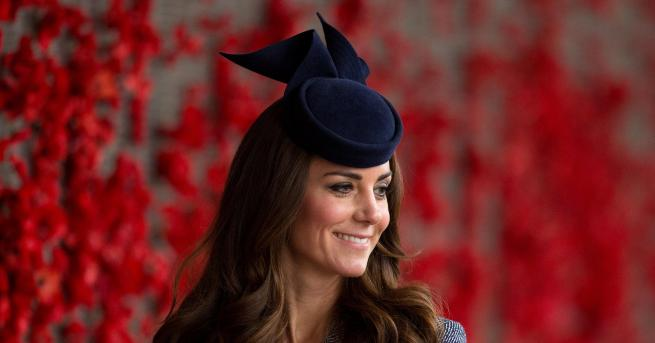 Херцогинята на Кеймбридж Кейт Мидълтън винаги е била известна със