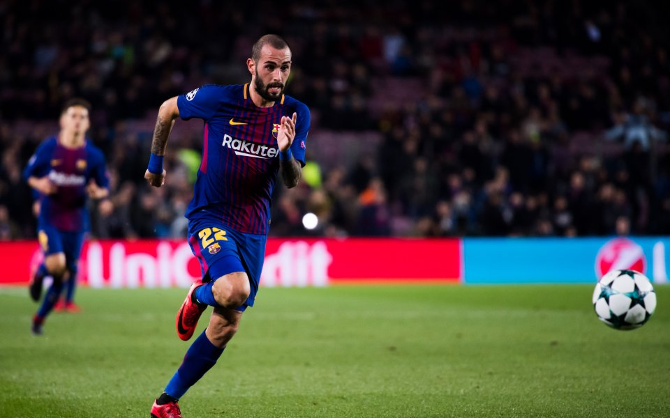 Бранител на Барселона се завръща в Севиля