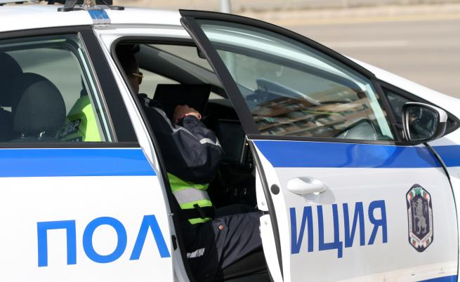Шофьор без книжка с Бе Ем Ве уби човек край София