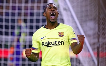 Арсенал и Тотнъм в люта битка за играч на Барселона