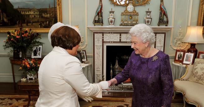 Великобританското кралско семейство се отличава с придържането към дълбоки традиции,