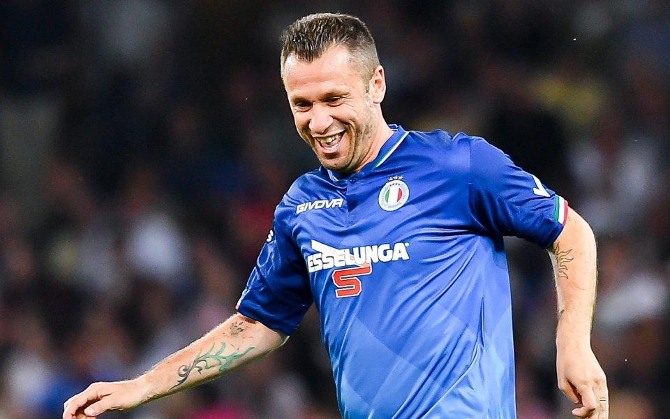 Бивш италиански национал: Юве привлече втория най-добър играч
