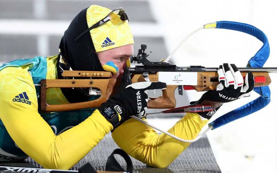 Шведски биатлонист с прободна рана след инцидент