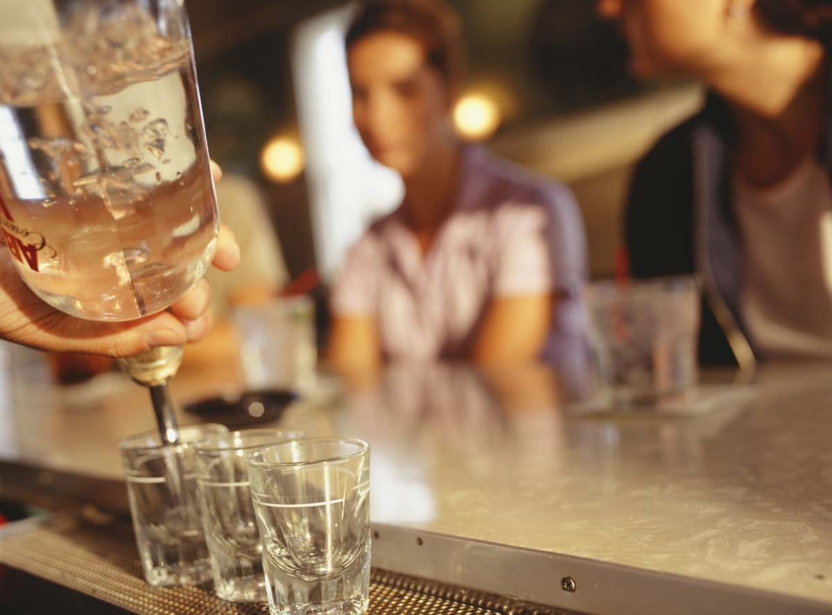 Джорджо Касалиново от Маями казва никога да не се правим, че можем да пием повече, отколкото тялото ни може да поеме. Обикновено това не завършва със среща, а с махмурлук.