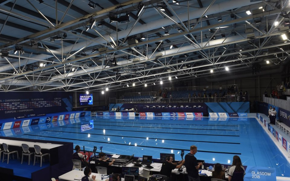 Щафетата на Русия с успех на 4 по 100 метра свободен стил