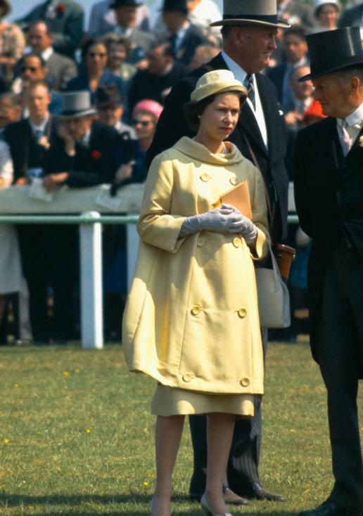 - Кралица Елизабет II