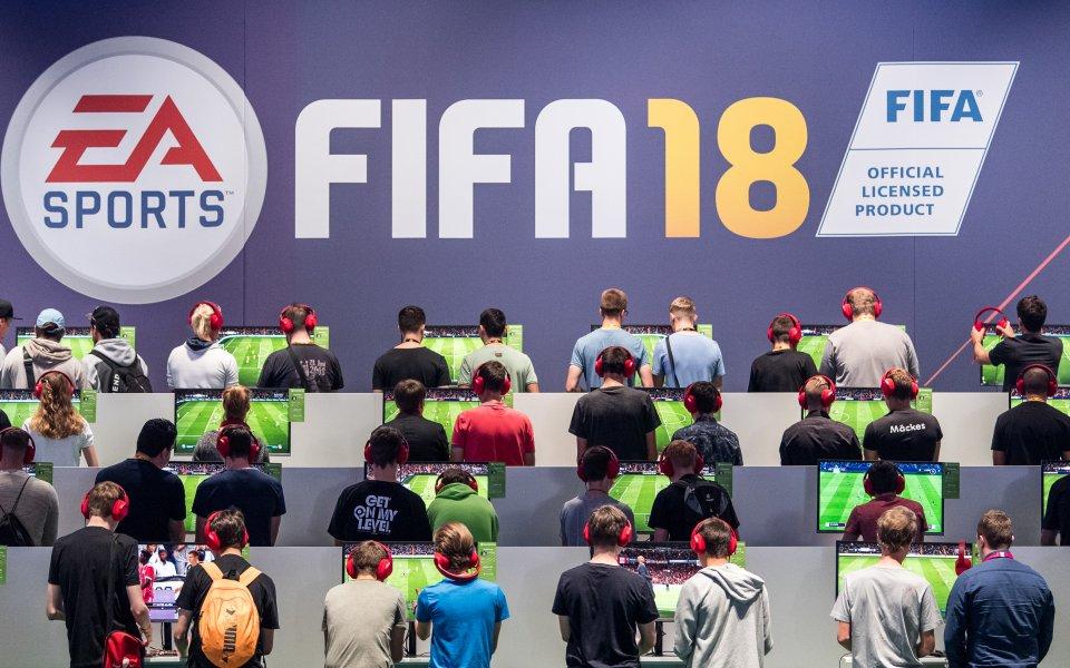 Германският футболен съюз навлиза в електронния футбол
