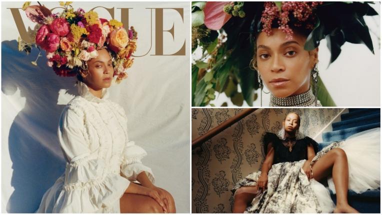 Бионсе Vogue