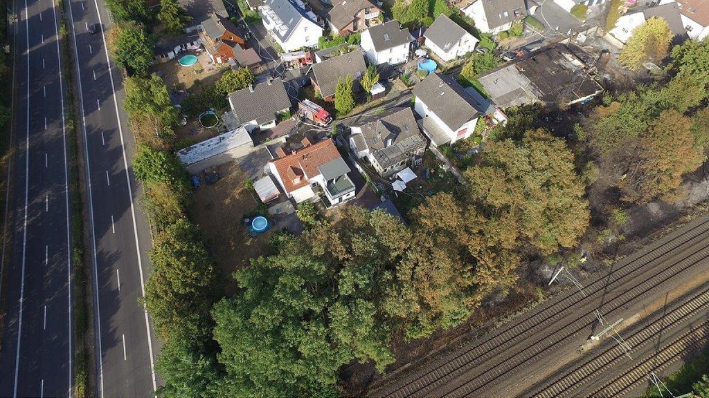 Германия. Десетки хора бяха ранени след пожар, който избухна в близост до железопътна линия в нападнатия от жегите град Зигбург близо до град Бон,