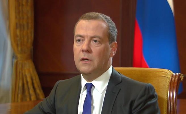 Медведев: Грузия в НАТО – ядрена война