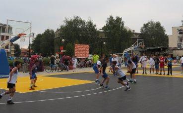 3х3 турнир за Купата на Самоков в събота