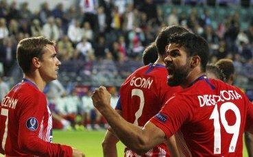 Атлетико матира Реал за Суперкупата на Европа