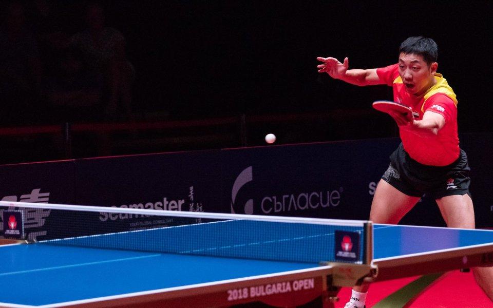 Китаец срещу японец на финала по тенис на маса в Панагюрище