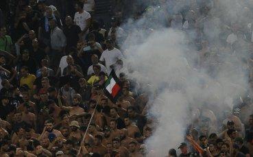 Ултрасите на Лацио не искат жени на трибуните