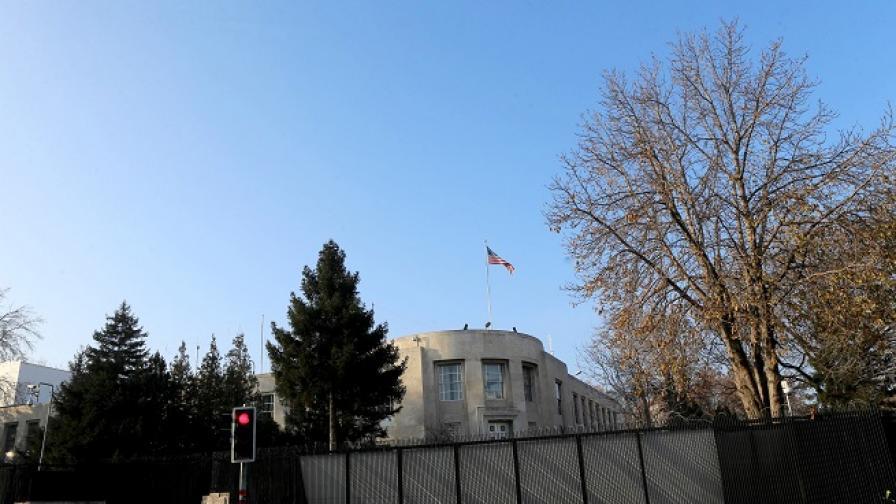 Aмериканското посолство в Анкара потвърди нападението