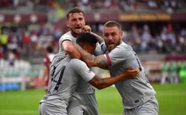 Рома заплашен от наказание...заради капитанска лента