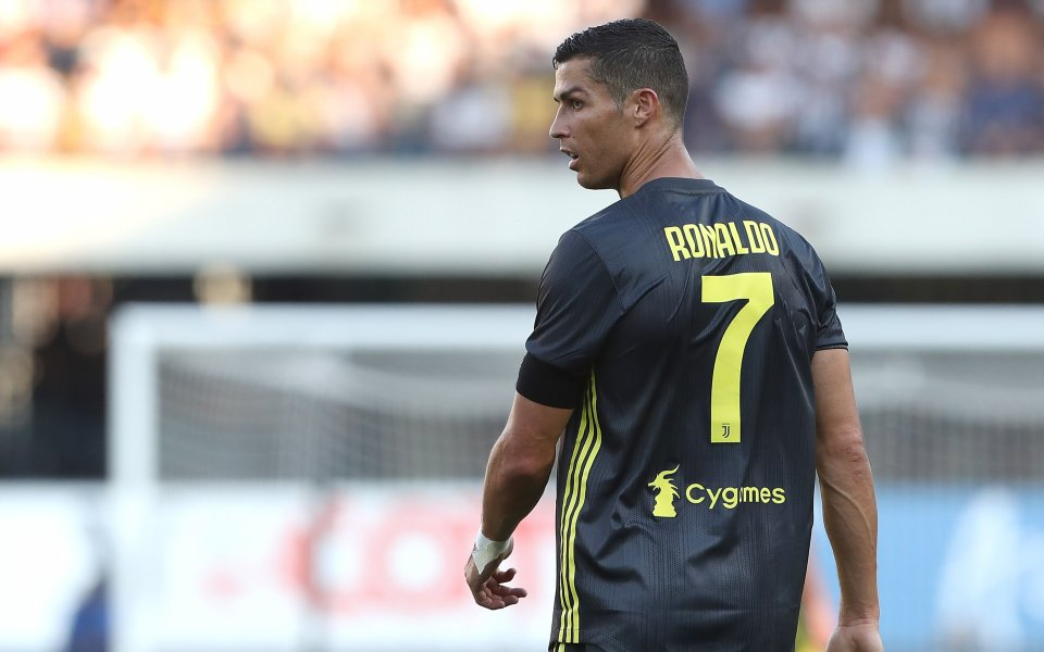 Критики за Роналдо от Аржентина